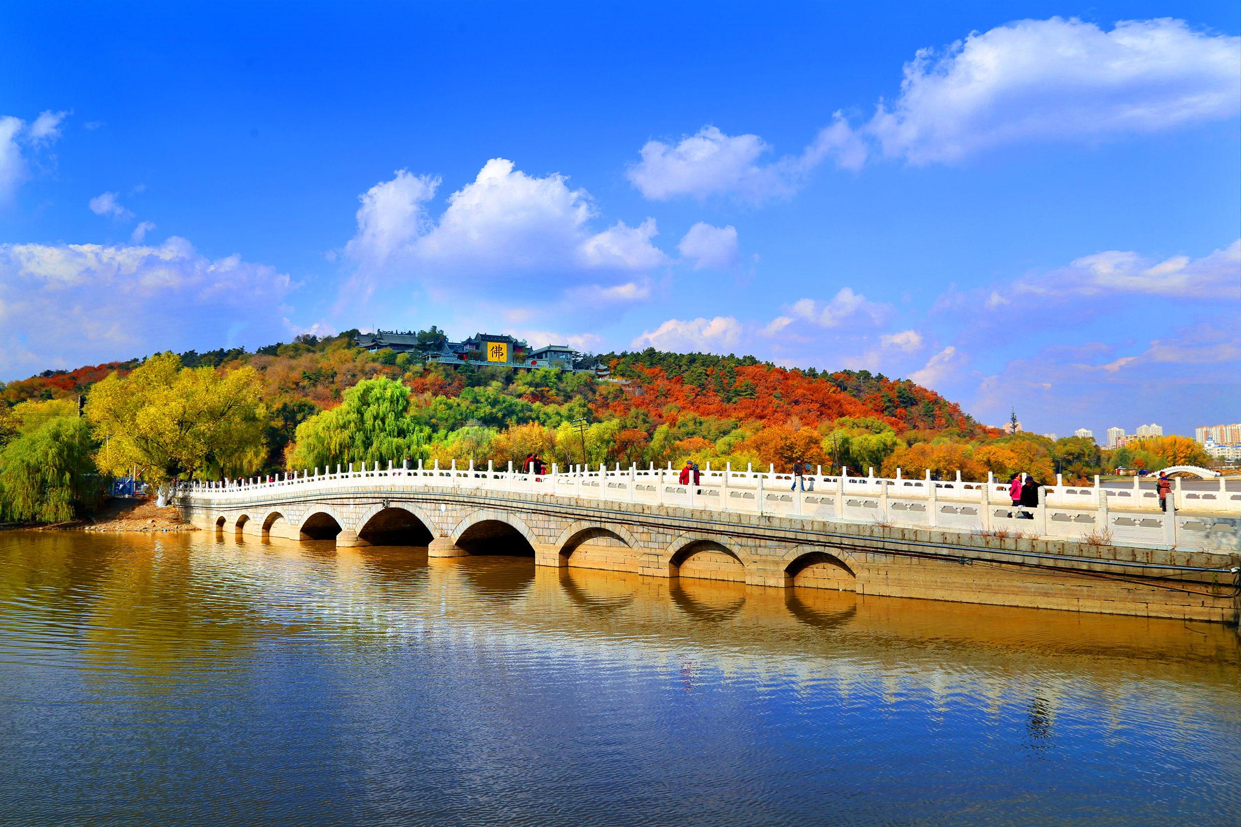 卧波桥-【官网】吉林市北山公园_吉林市北山风景区_区